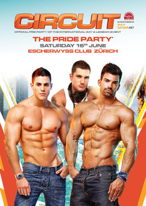 Jungle Circuit Pride Party