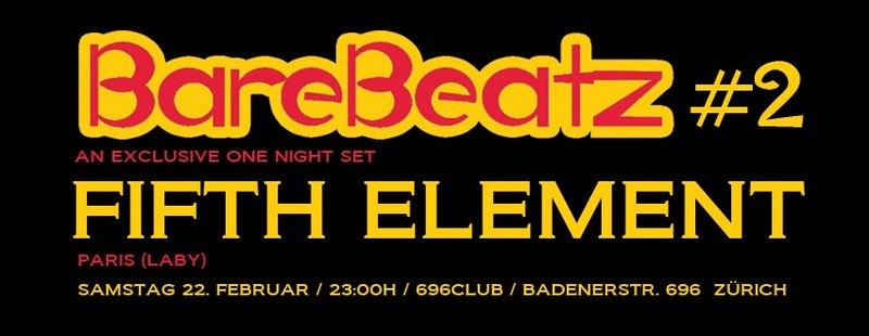 Bare Beatz 2: More Naked Parties!