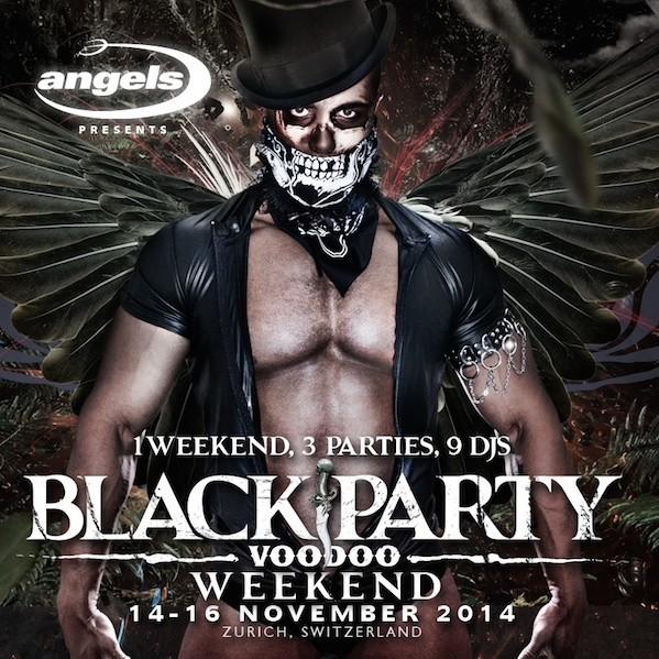 Angels Black Party: Vodoo