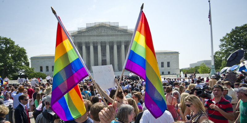 USA: Supreme Court legalisiert Gay Marriage